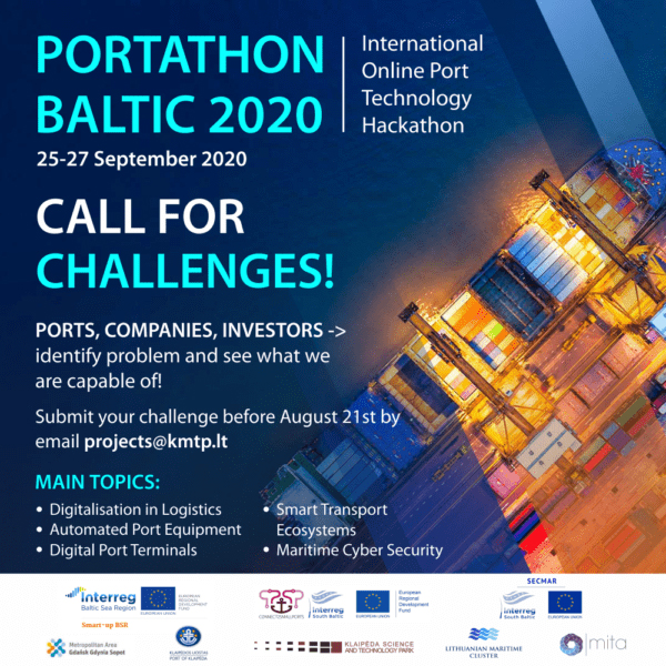 Portathon call for challenges 600x600