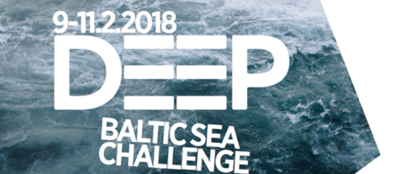 DEEP Baltic Sea Challenge aims to create new blue business