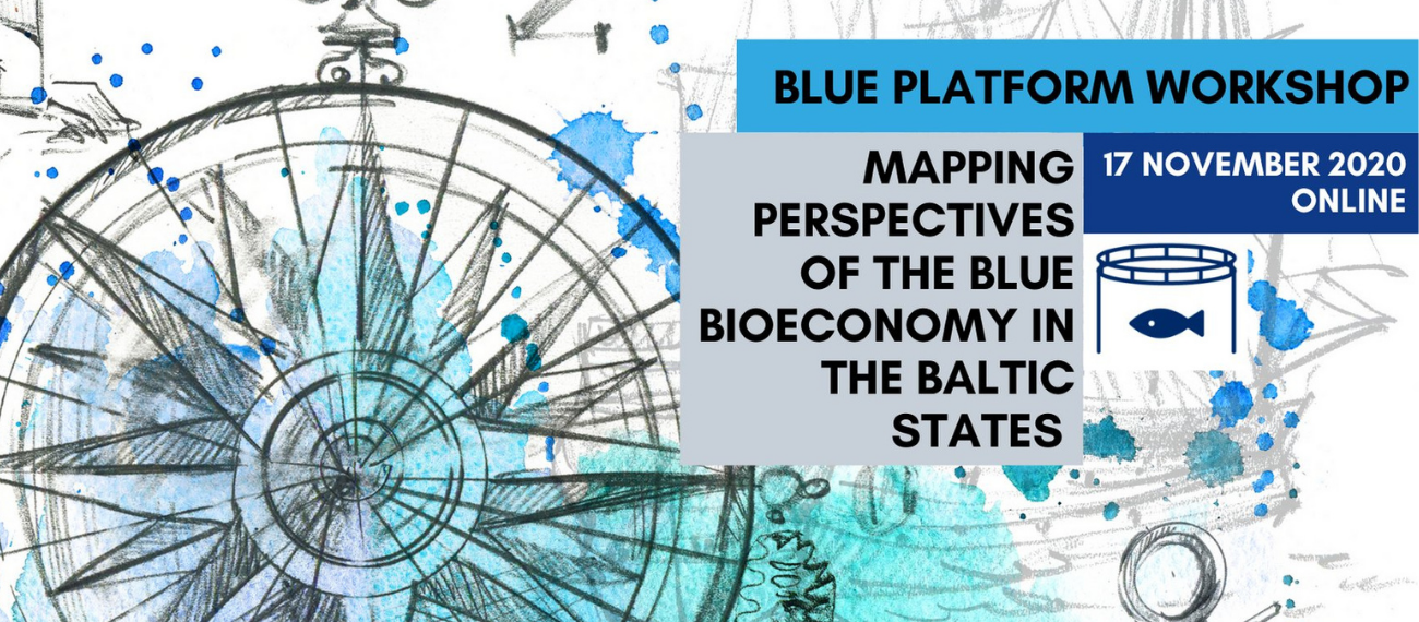 Presentations online Blue Platform Workshop: Mapping perspectives of the Blue Bioeconomy in the Baltic States