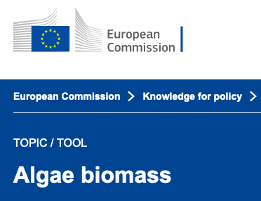 European Commission opens new Algae Biomass Portal