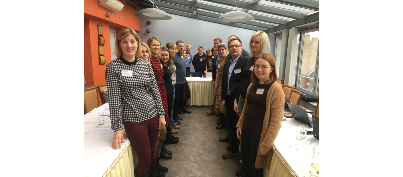 GRASS project partners met in Latvia within the 2nd partner meeting