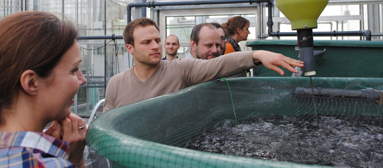Join the InnoAquaTech matchmaking event during Aquaculture Europe!