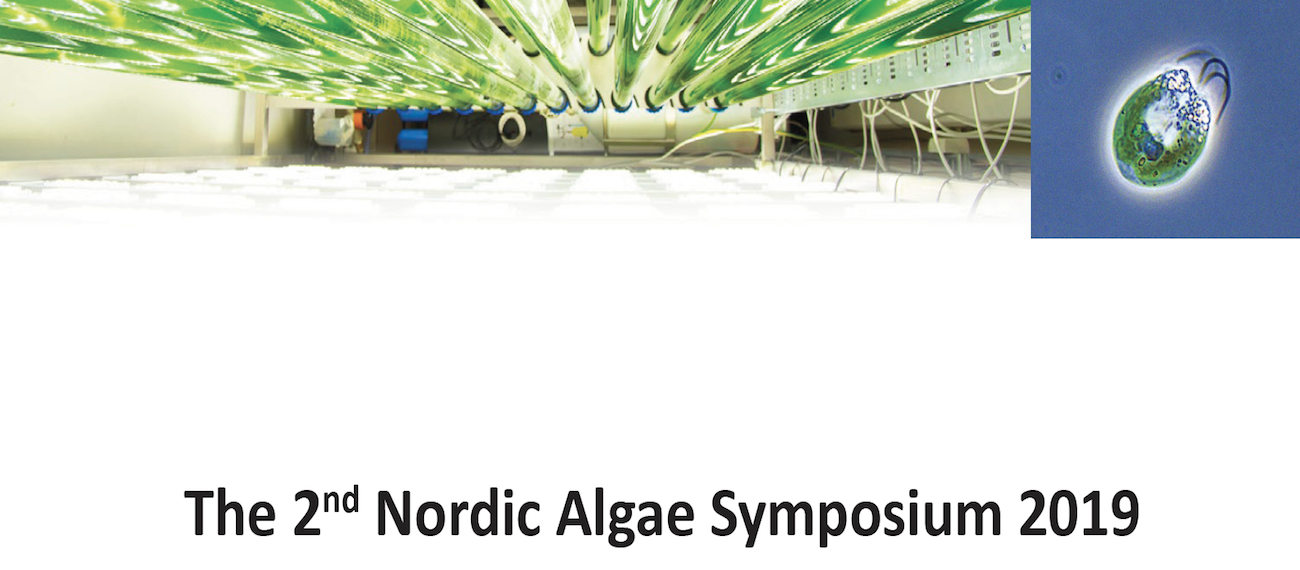 Abstracts from the 2nd Nordic Algae Symposium 2019 – NAS19 that took place on 27 Feb 2019 in Oslo, Norway