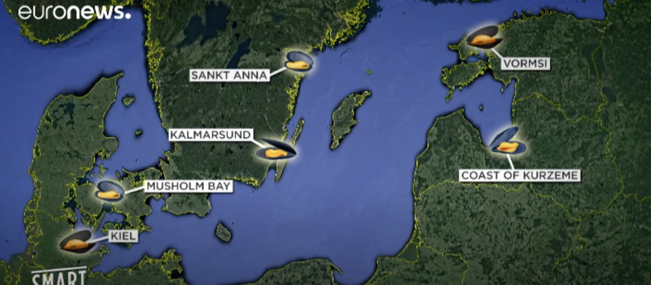 Baltic Blue Growth project featured in Euronews