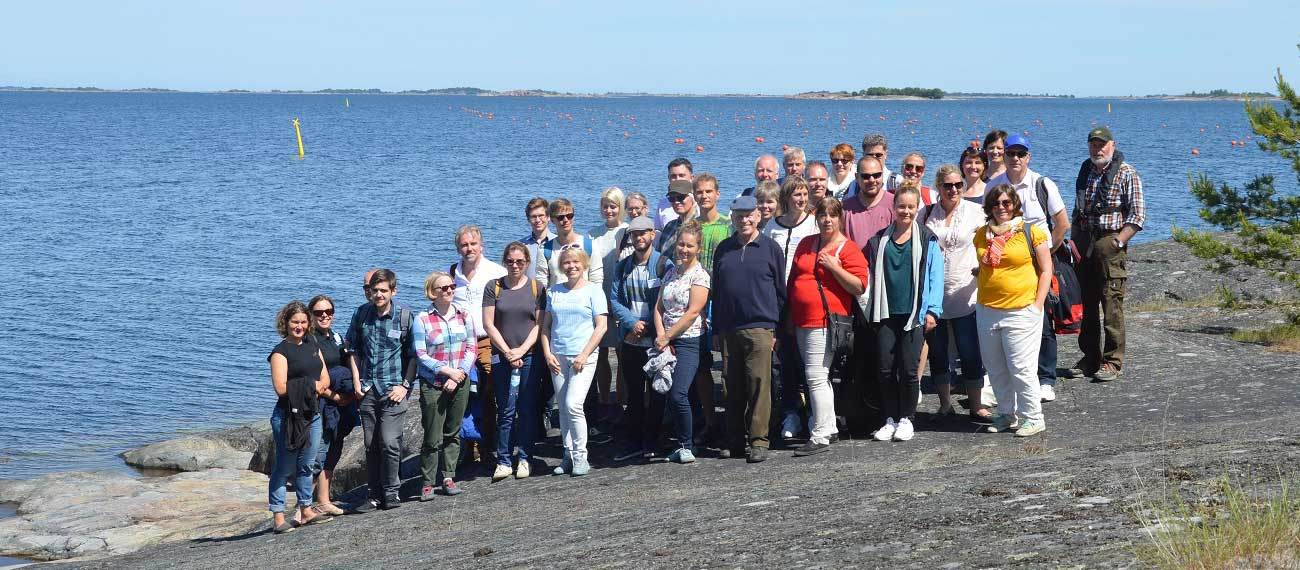 Baltic Blue Growth project partners