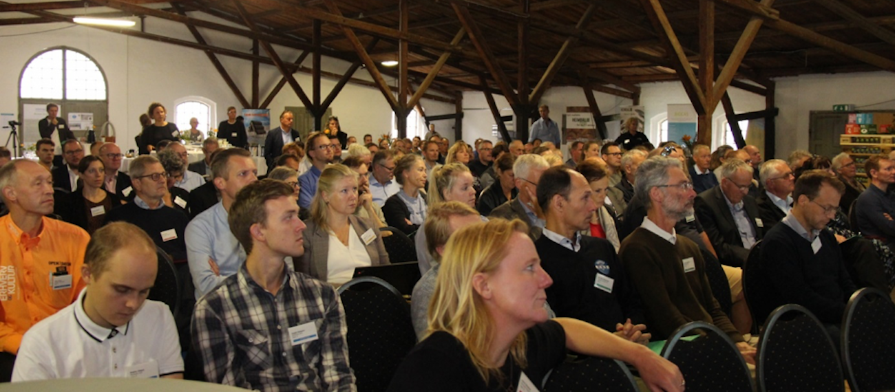 News from the Danish Bioeconomy Conference in Sakskøbing
