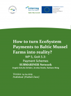 How to turn Ecosystem Payments to Mussel Farmers into reality?